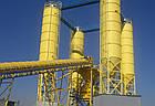 Стационарный бетонный завод Pi Makina 120 BTS, фото 2
