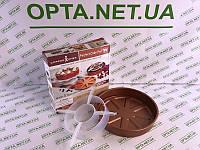 Многофункциональная форма для выпечки COPPER CHEF CAKE PAN 24см