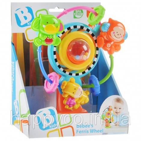 "Sensory B kids Развивающая игрушка ""Красочная вертушка"""