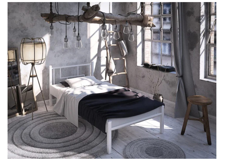 Кровать металлическая - Амис мини
