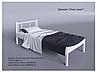 Кровать металлическая - Амис мини, фото 5