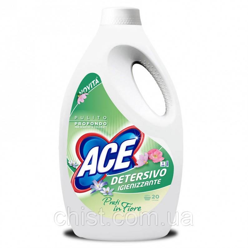 Ace гель для стирки (1,3 л =20ст)