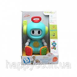 """Sensory Развивающая игрушка """"Робот весельчак"""""""