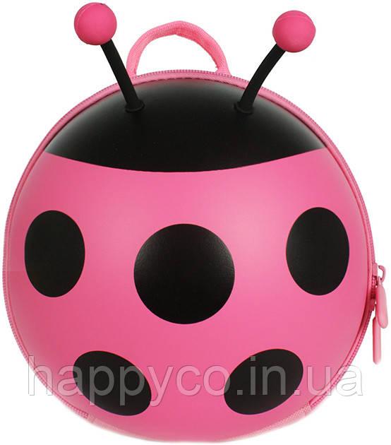 Рюкзак Supercute Божья коровка mini-Розовый