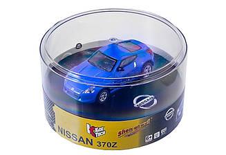 Машинка ShenQiWei мікро р/в 1:43 ліценз. Nissan 370Z (синій)