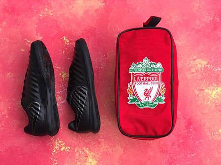 Сумка Спортивная для обуви FC Liverpool/сумка для футболиста/Ливерпуль, фото 2