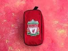 Сумка Спортивная для обуви FC Liverpool/сумка для футболиста/Ливерпуль, фото 3