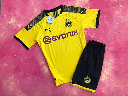 Футбольная форма ФК Борусия Дортмунд (Borussia Dortmund), фото 2