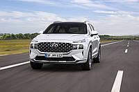 Первые фото и подробности нового Hyundai Santa Fe 2021