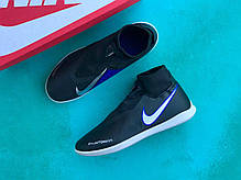 Футзалки Nike Phantom Vision Academy Dynamic Fit IC/найк фантом/футбольная обувь, фото 3