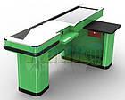 Касовий бокс SOLO До 2245 мм, бокс з вузьким накопичувачем і транспортерною стрічкою, фото 3