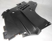 Защита бампера правая Renault Logan фаза 2 (Breckner BK71752)