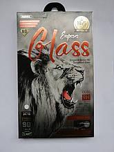 Защитное стекло iPhone 7/8 Plus Emperors Glass Black