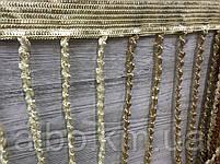 Штори-спіралі для будинку, штори-нитки спіраль для залу спальні кімнати, декоративні штори для спальні кухні залу вітальні 300x280, фото 2