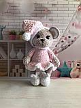 Плюшевый мишка. Ручная, работа., фото 3