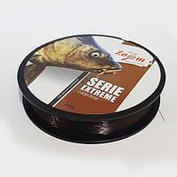Леска для карповой ловли 0,28mm, 10,30kg Serie Extreme Carp line (коричневая), 250m