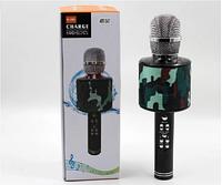 Караоке - микрофон DM Karaoke UBL K319 беспроводной