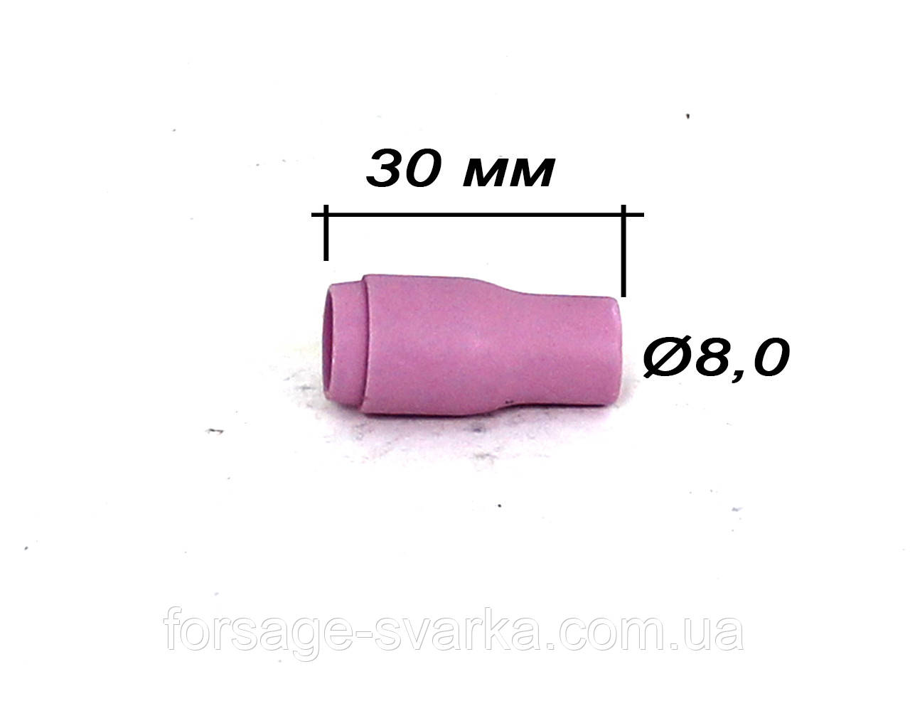 Сопло для TIG-горелки WP-9/20 короткое №5 (13N09)