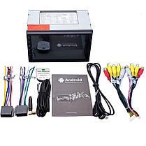 "Автомагнитола 2Дин 7"" Pioneer 5001A на Android сенсорный экран память 1/16 Gb GPS навигация microSD, фото 3"