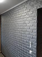 3д панелі для стін Самоклейки кирпич цегла