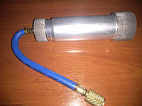 Инжектор для заправки маслом автокондиционеров с дозатором