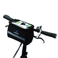 Сумка на руль/вынос Roswheel - Handlebar Bag 11002 Чёрный