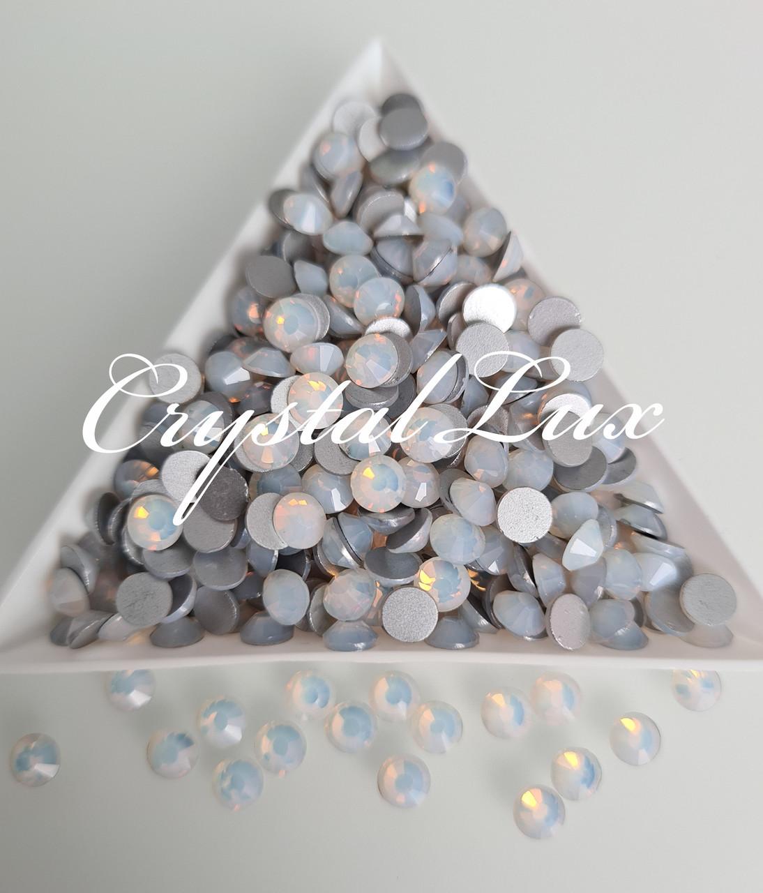 """Стразы ss30 White Opal 50шт. (6,5мм) """"Crystal Premium"""""""