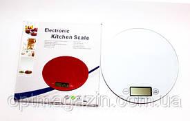 Кухонные весы сенсорные 5кг