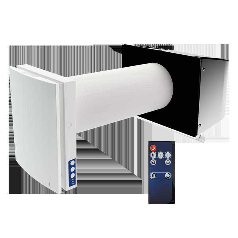 Рекуператор Blauberg Vento Expert A50-1 s Pro для тонких стен