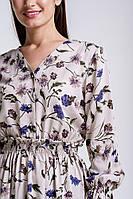 Женское платье (Бежевый)
