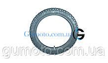 Покрышка на мопед 2.75-17 шип 6 PR камерная Дельта / Альфа SRC Вьетнам, фото 3
