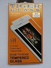 Защитное стекло iPhone X/XS/11 PRO Anti-blueray white