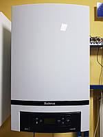 Котел  газовый конденсационный настенный двухконтурный BUDERUS topline  29 кВт б/у