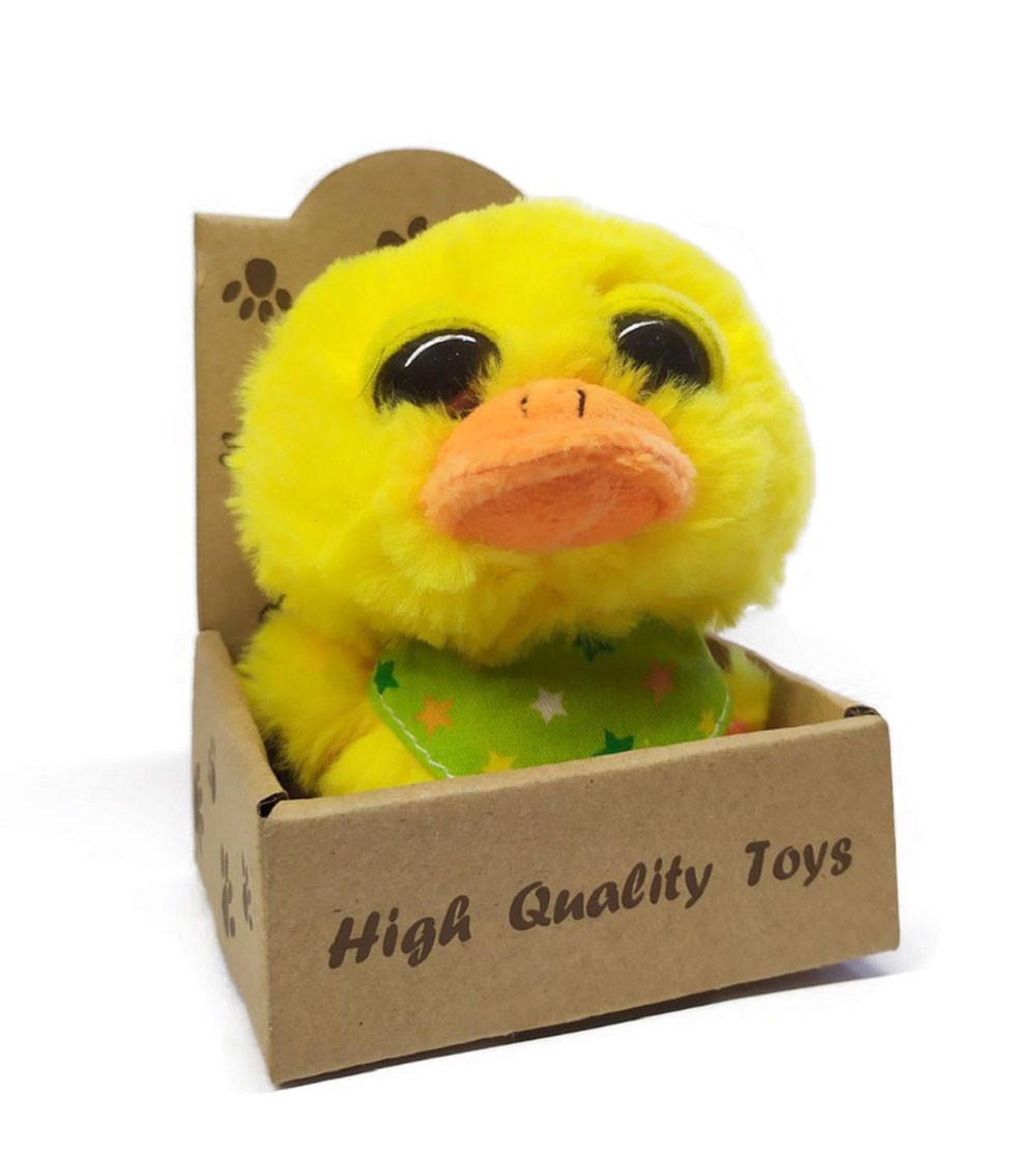 Мягкая игрушка Утенок 24958