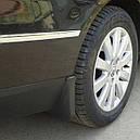 Брызговики MGC Volkswagen Passat B6 (Фольксваген Пассат) 2006-2010 г.в. комплект 4 шт 3C0075111, 3C0075101, фото 6