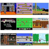 Портативная ретро консоль Retro Gamebox Sup 400 in 1 денди приставка игровая 8 бит, фото 3
