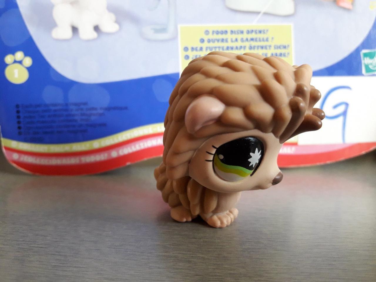 Lps littlest pet shop - лпс # ежик Hasbro старая коллекция