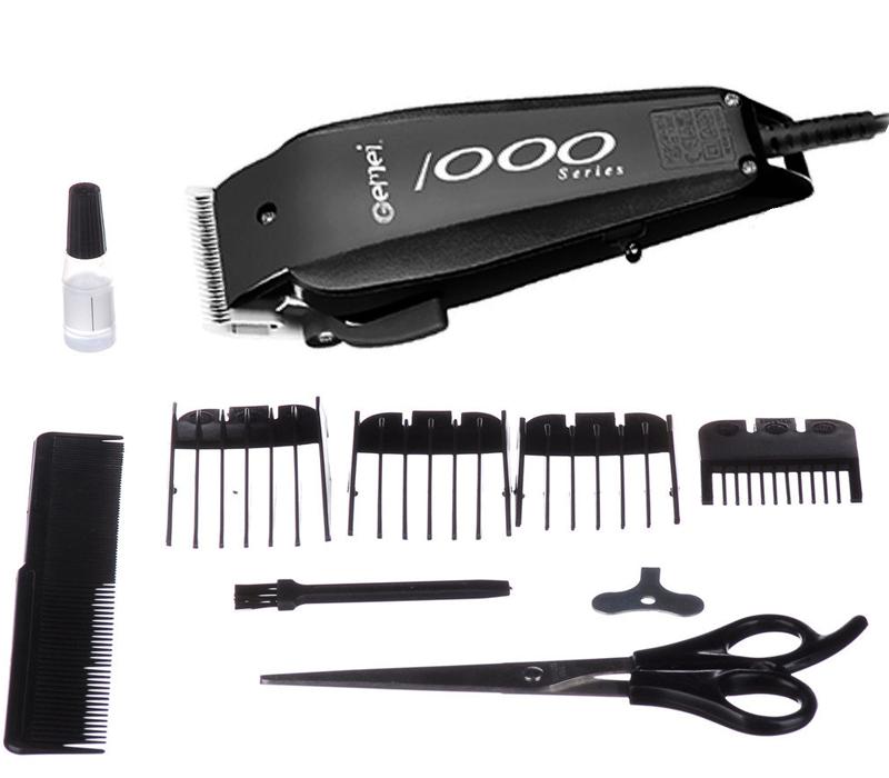Машинка для стрижки волос GEMEI GM-1016