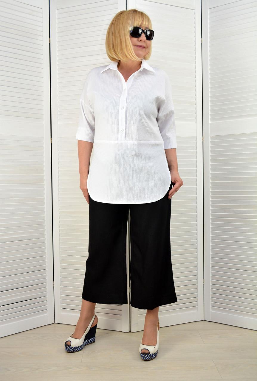 Комплект: Блуза и кюлоты - Модель Л438-5+1661-3кл