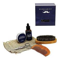 Набір по догляду за бородою Barber 5 в 1