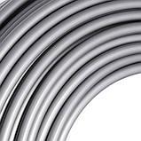 Труба для теплого пола с кислородным барьером KOER PEX-A EVOH 16*2,0 (SILVER) (400 м) (KR2859), фото 2
