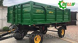 Прицеп тракторный 2ПТС-4 для перевозки грузов