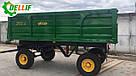 Прицеп тракторный 2ПТС-4 для перевозки грузов, фото 4