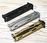 "Нож бабочка ""Шершень"", градиент, MK001-3, фото 3"