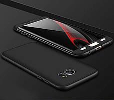 Чехол GKK 360 для Samsung Galaxy S7 / G930 накладка Black