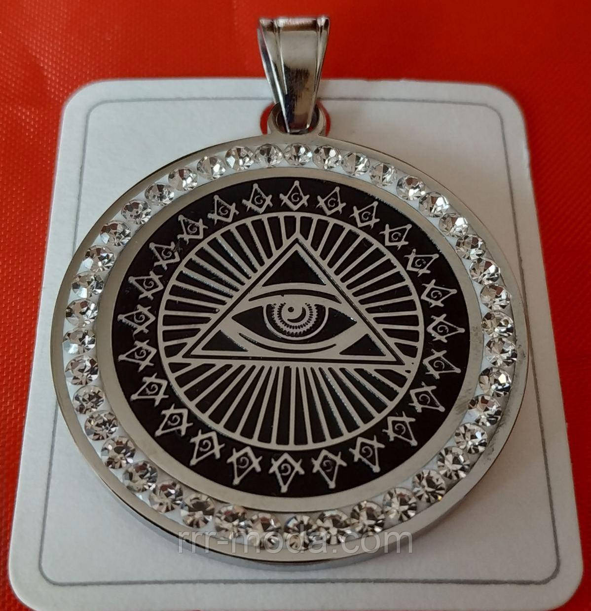Кулон оберег глаз - кулоны от сглаза, ювелирная бижутерия оптом. Кулоны Xuping Jewelry 471