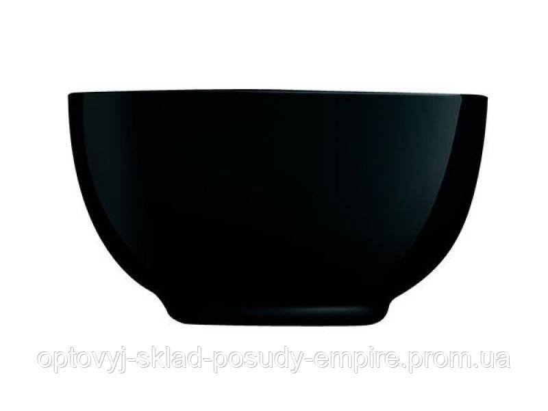 Салатник Luminarc Diwali Black 750 мл 14,5 см (P0863)