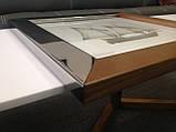 """Картины """"Казацкие лодки"""" из дерева и нержавеющей стали, фото 8"""