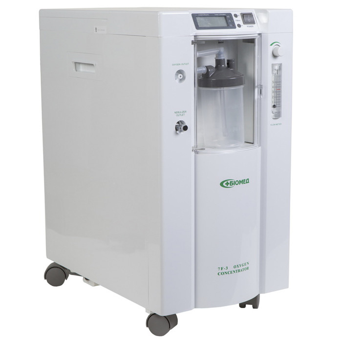 Кислородный концентратор 3 литра кислорода в минуту
