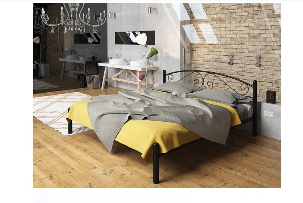 Кровать металлическая - Виола